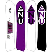 2016 Gnu Zoid Club Collection Goofy 149cm Womenand039s Snowboard