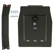New 2017-2019 Ford Super Duty W/captain Chairs Console Security Vault Gun Safe