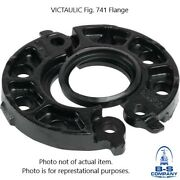 12 Victaulic Style 741 Flange Adapter W/ E Gasket For Grooved End Fittings