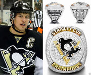 2016 Pittsburgh Penguins Championship Ring Size 11