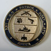 Central Intelligence Agency Cia The Farm Camp Perry Serial 827 Challenge Coin