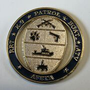 Central Intelligence Agency Cia The Farm Camp Peary Serial 827 Challenge Coin