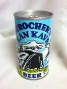 Duracher's Kankave Old Metal Beer Can August Schell Prototype 12 Oz. 4.75 Bd5