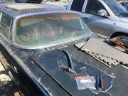 1964 - 66 Chrysler Imperial Front Windshield Trim - Complete - 4 Doors