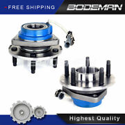 2 Front Wheel Hub Bearing For 2000-2012 2013 Chevy Impala Rendezvous Grand Prix