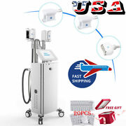 3 Handles Vacuum Cooling Cold Freeze Cellulite Removal Slimming Cold Machine Spa