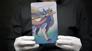 Official Pokemon Sword Exclusive Steelbook Case - And039the Masked Manand039