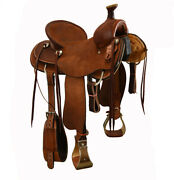 New 15.5 Coolhorse Ranch Association Saddle Code Cool155ranch14sp