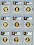 2007-2011 S Pcgs Presidential Limited Edition Signature Set 20 Coin Pr69dcam