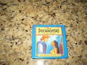 Disneyand039s Pocahontas The First Meeting A Tiny Changing Pictures Book Rare