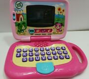 Leapfrog My Own Leaptop Pink Educational Kids Laptop A