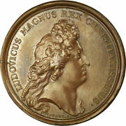 [713779] France, Medal, Louis Xiv, Louis Dauphin, 1680, Mauger, Ms60-62