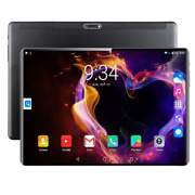 Tablet 6g 128g Android 9.0 Ips Phone Call 3g 4g 10.1 Inch Dual Sim Card Wifi Gps