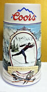 Coors Coorand039s The Rocky Mountain Legend Beer 1 Stein Steins Golden Co Brewery Ro4