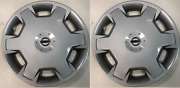 2 New Hubcap 15 Fits 2007-2013 Nissan Versa And Cube Wheel Cover 53072 Hub Cap