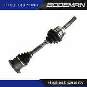 Front Cv Axle Shaft For 4wd 1998-2000 2001 2002 2003 2004 Nissan Frontier Xterra