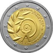 Greek Commemorative Coin Commemorative Coin 2011 St Special Olympics Loose