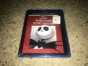 The Nightmare Before Christmas Blu-ray And Dvd, 2013, 2-disc Set New/sealed
