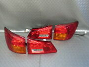 Lexus Is250 Gse20 Genuine Taillight Tail Lamp 53-40 53-42 Left Right 4 Set Used