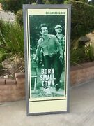 Rolling Rock Lager Beer Bar Poster Board Pub Man Cave Horse Sign Mirror