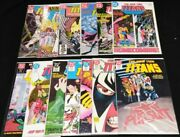 Dc The New Teen Titans Vol. 2 1984-1988 From 16-33 Lot Of 13 Free Shipping