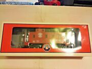 Lionel 2012 T And N O Caboose Sp Red Interior Illumination 0 And 027 Scale 6-36675