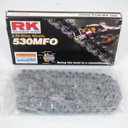 Chain Transmission Rk Suzuki Motorcycle 600 Bandit S/n 2000 To 2004 530mfo New