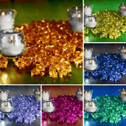 2400 Crystal Like Mini Ice Cubes Wedding Party Centerpieces Vases Filler Sale
