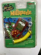 New, Sealed Millipede, Tiger Lcd Arcade Key-chain Keychain Game Very Rare