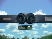 Jeep Pods Boxes Sky Enclosures With Power Kicker 4 Speakers 53179k