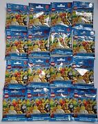 Lego Series 2 Complete New Sealed - All 16 Minifigures