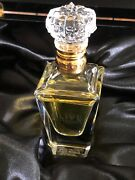 Genuine Clive Christian X Pure Perfume For Women Crystal Bottle 24k Gold Rare