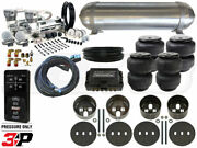Complete Air Suspension Kit - 1975-1979 Lincoln Continental - Level 4 W/ Alp 3p