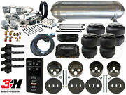 Complete Air Suspension Kit - 1975-1979 Lincoln Continental - Level 4 W/ Alp 3h