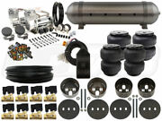 Complete Air Suspension Kit - 1975-1979 Lincoln Continental - Level 2