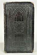 Unusual Cathedral Binding  Book Of Common Prayer Oxford Clarendon Press 1829