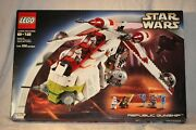 Lego Star Wars Republic Gunship 7163 2003 New In Sealed Package - New In Box