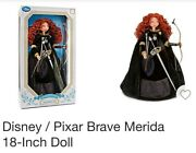 Disney Store Merida Doll Only 7000 Made