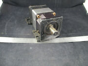 Applied Motion 34 Planaetary With Pal4p-2 Mounting Bracket As Is Untested