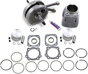 S And S Cycle 96 Sidewinder Big Bore Stroker Kit 3 5/8 Bore Harley Fx Fl 917660