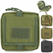 Bulldog Molle Cmt Medic First Aid Military Army Tactical Emergency Pouch Holder