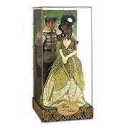 Disney Store Fairytale Designer Collection Tiana And Naveen Princess And The Frog