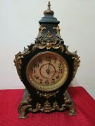 1800and039s Waterbury Mantle And Wall Clock Model Louis Rare