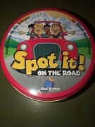 Spot It On The Road Game