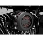 Vance And Hines Black Vo2 Rogue Air Filter Intake Kit Stage 1 Harley Xl 1991-2019
