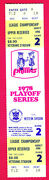Rare Full Ticket 1978 Nlcs Playoffs Game 2 Phillies/dodgers