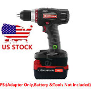 Porter-cable 20v Li-ion Battery Convert To Craftsman 19.2v Tool Adapter-us Stock
