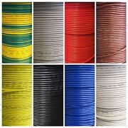 4mm 6mm Automotive Tri Rated Electrical Auto Loom Car Van Cable Wire 12v
