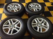 Bmw X5 2002 2003 2004 2005 2006 17 Oem Wheels And Tires 59444