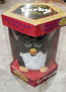 Vintage 1998 Furby Model 70-800 Graduations Black And White New Sealed